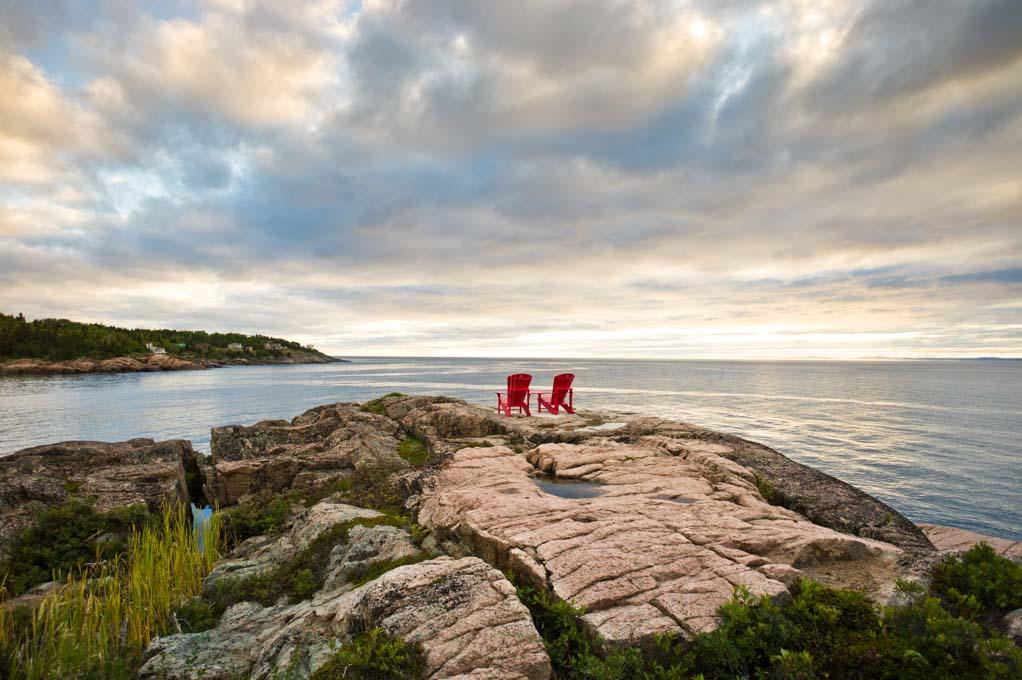 Centre de découverte du milieu marin, parc marin du Saguenay–Saint-Laurent / Marine Environment Discovery Centre, Saguenay-St. Lawrence Marine Park